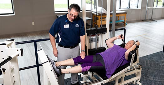 Door County Orthopedic Rehab Services