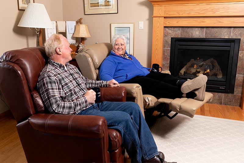 97 percent of our Orthopedics patients are discharged directly home