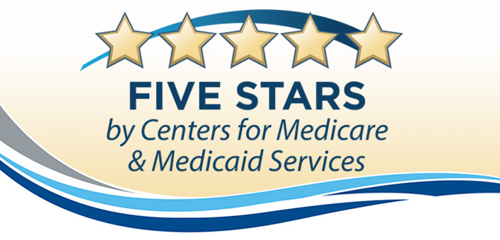 DCMC Receives Five Star Designation 2nd Year in a Row