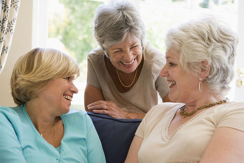 A high percentag of patients recommend Door County Medical Center